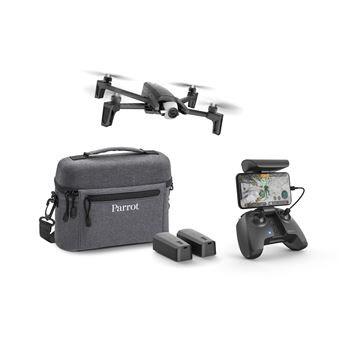 [Adhérents Fnac Belgique] Pack Drone 4K Parrot Anafi Extended Noir + Télécommande + 2 Batteries + Housse