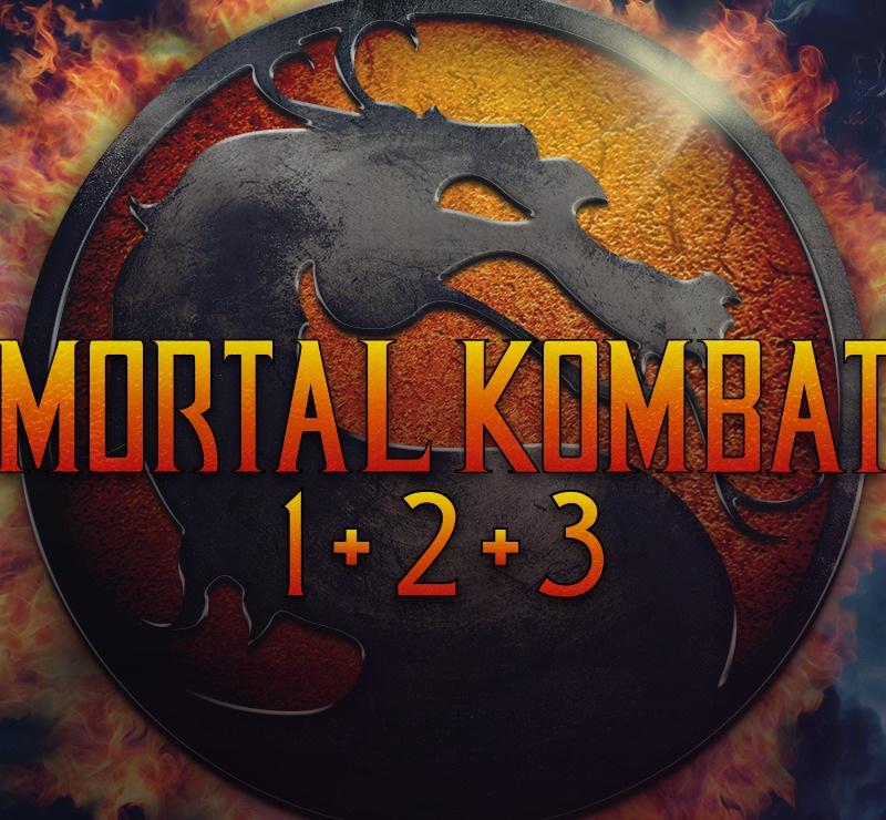 Mortal Kombat 1 + 2 + 3 sur PC (Dématérialisé)