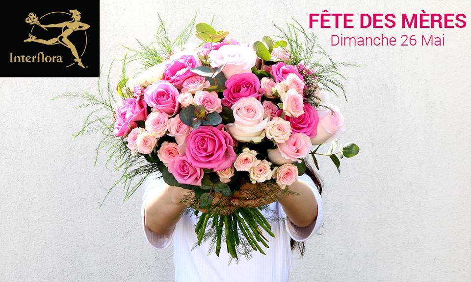 Bon d'achat de 8€ sur le site Interflora pour 1€