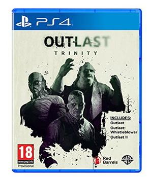 Sélection de jeux PS4 et Xbox One en promotion - Ex : Outlast Trinity sur PS4 ou Xbox One