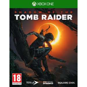 Shadow of the Tomb Raider sur Xbox One (dématérialisé)
