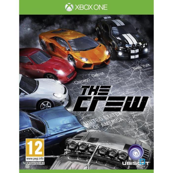 The Crew sur Xbox One (dématérialisé)