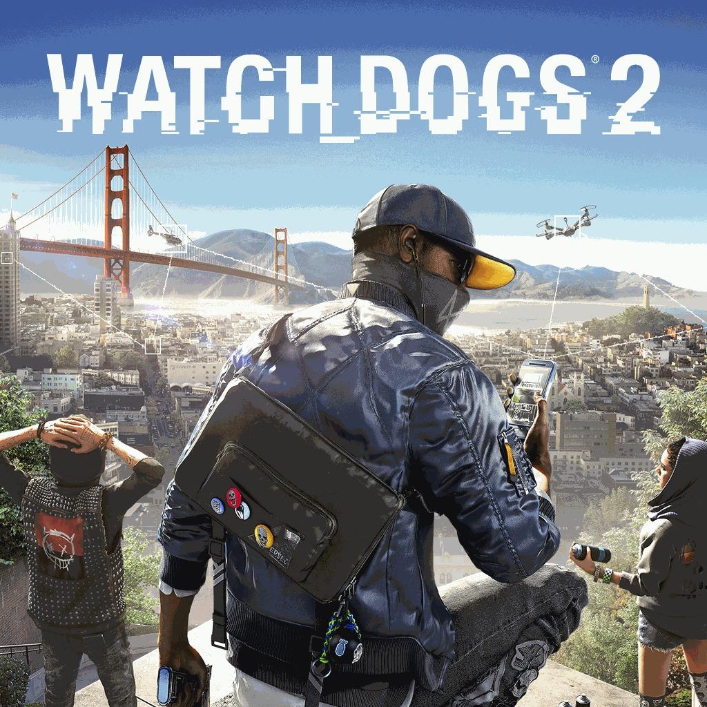 Watch Dogs 2 sur PC (dématérialisé, Uplay)