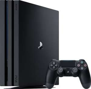 Console Sony PlayStation PS4 Pro - 1 To, noir