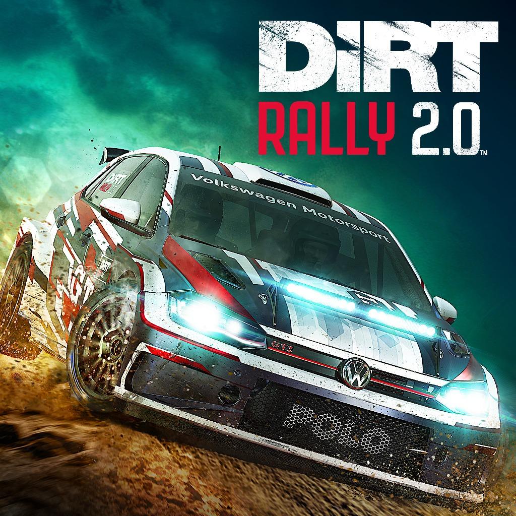 DiRT Rally 2.0 sur PC (Dématérialisé)