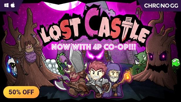 Jeu Lost Castle sur PC (Dématérialisé - Steam)