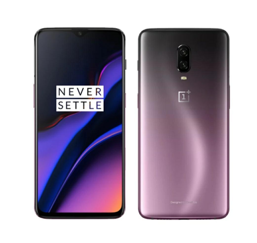"Smartphone 6""41 OnePlus 6T - A6010, 8 Go de Ram, 128 Go (coupon vendeur)"
