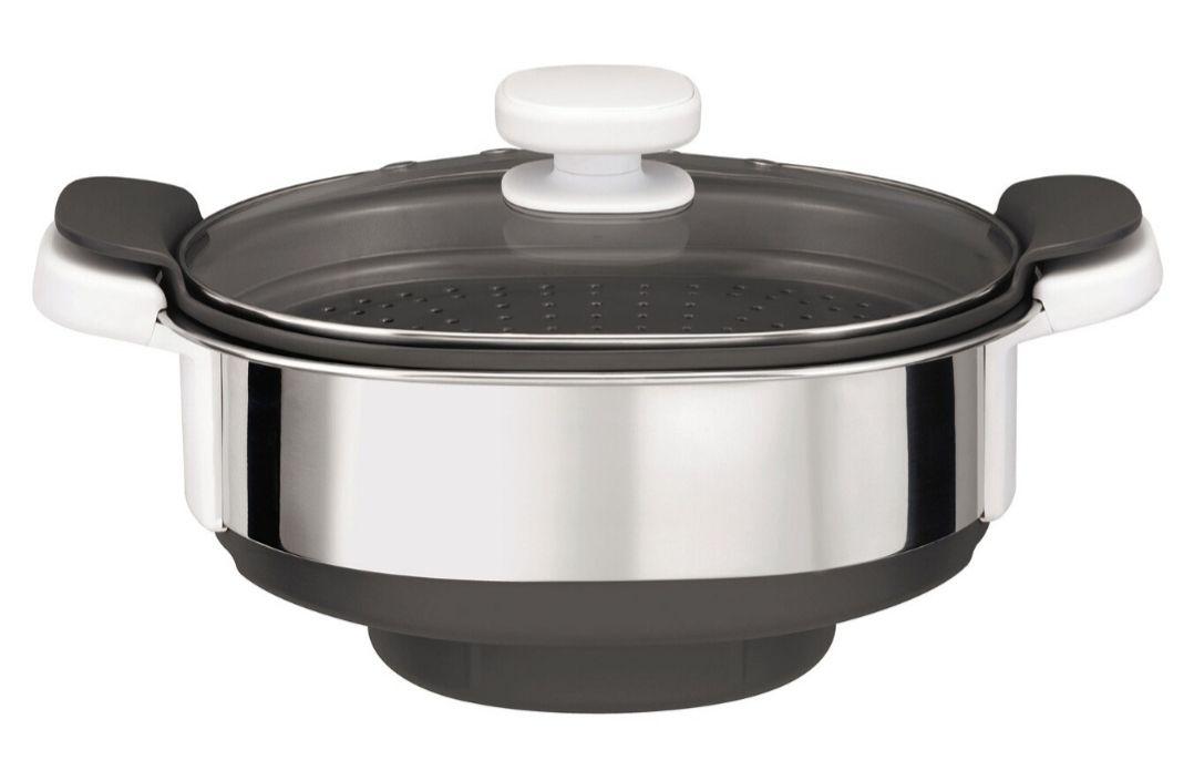 Accessoire Cuiseur vapeur pour Robots Moulinex Companion.