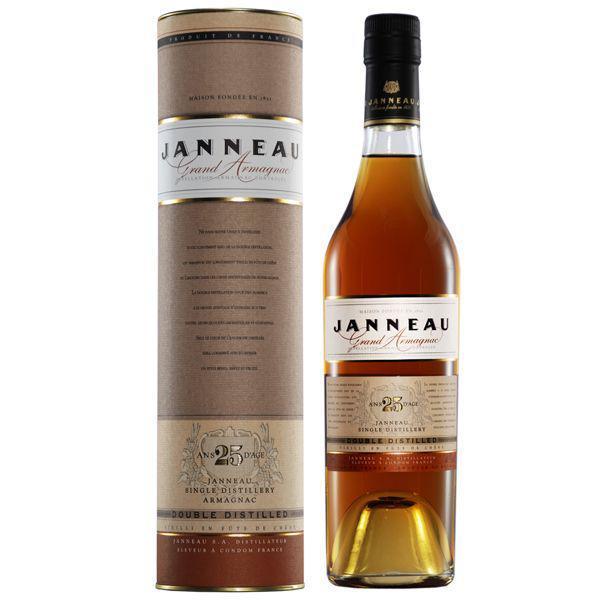 Armagnac Janneau - 25 ans - 50cl