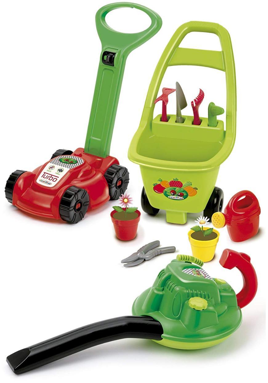 Super Pack Outillage de jardin pour enfants Ecoiffier