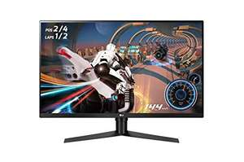 "Ecran LED PC 31,5"" LG 32GK850F-B, WQHD, Dalle VA, 144hz, Freesync 2, HDR"