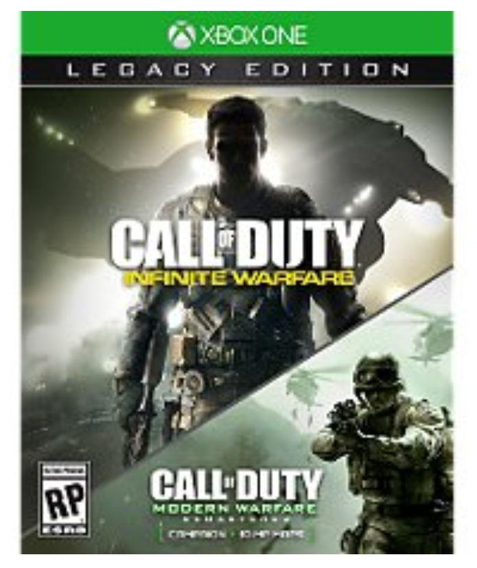 Jeu Call Of Duty Infinite Warfare: Edition Legacy