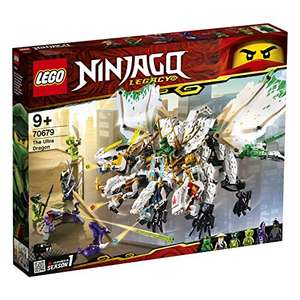 Jeu de construction Lego Ninjago : L'ultra dragon n°70679