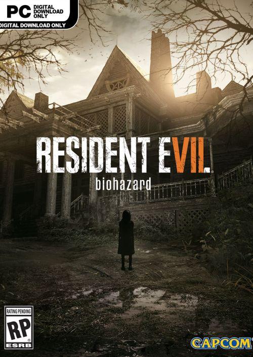 Jeu Resident Evil 7 sur PC (Dématérialisé - Steam)