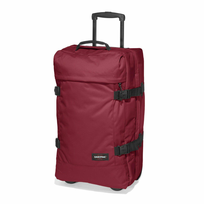 Valise à roulette Eastpak Transverz M 78L - Rouge