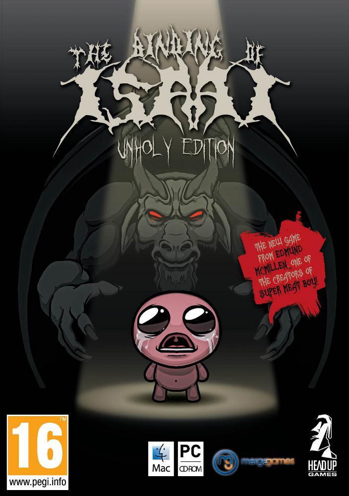 Soldes d'Halloween: Promotion sur une sélection de jeux PC - Ex: The Binding of Isaac Collection