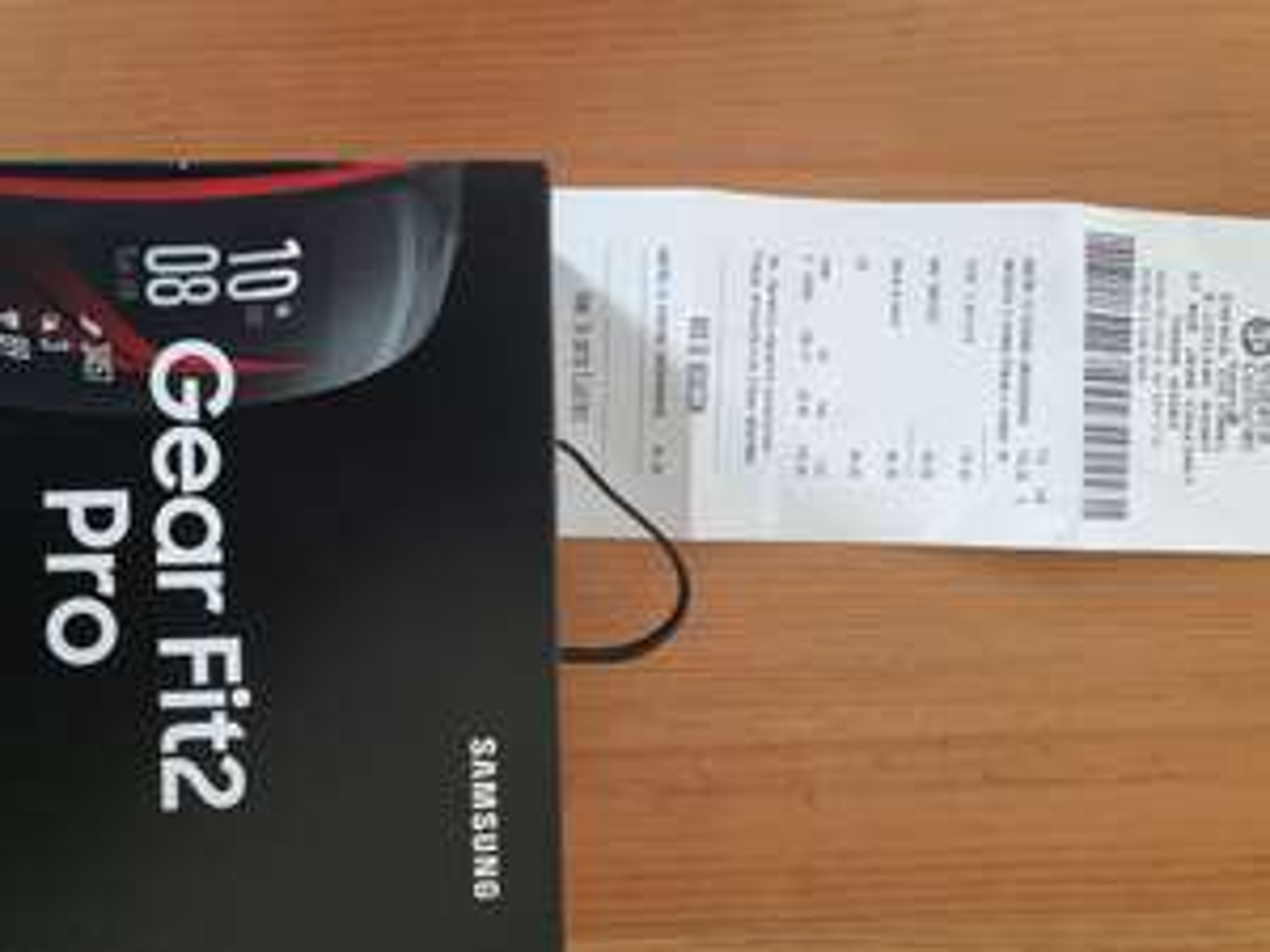 Bracelet Connecté Samsung Gear Fit 2 Pro - Niort (79)