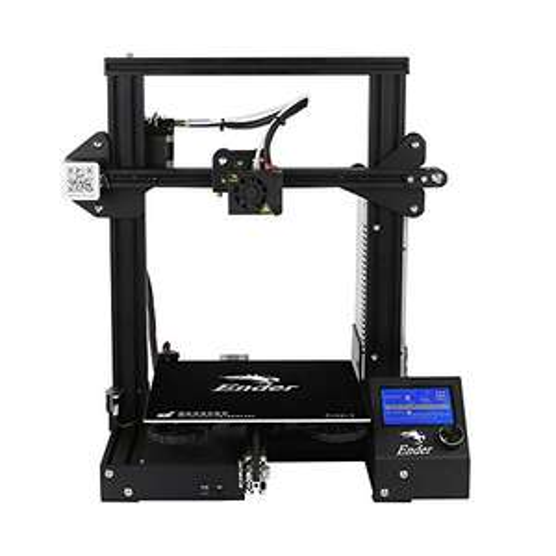 Imprimante 3D DIY Creality Ender 3 - 220 x 220 x 250mm (Vendeur Tiers)