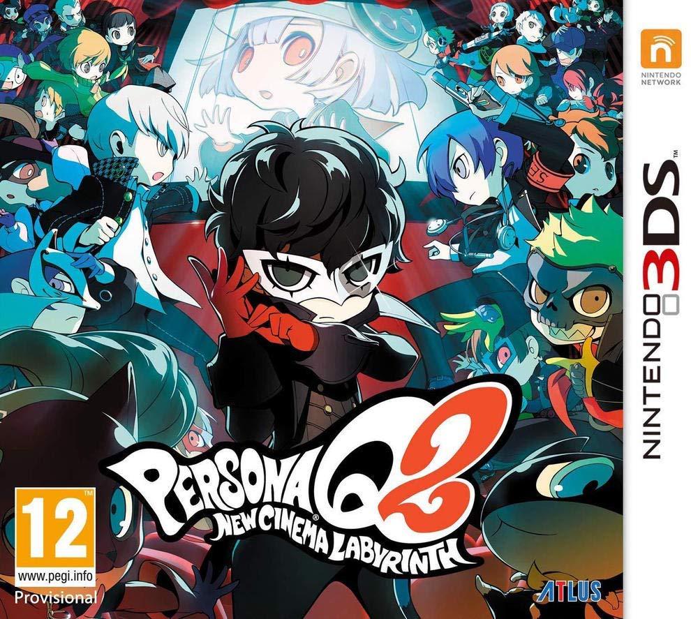 [Précommande] Jeu Persona Q2: New Cinema Labyrinth sur Nintendo 3DS