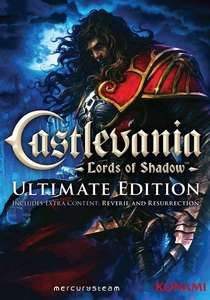 Promotions sur la saga Castlevania sur PC (dématérialisé - Steam) - Ex : Castlevania Lords of Shadow – Ultimate Edition