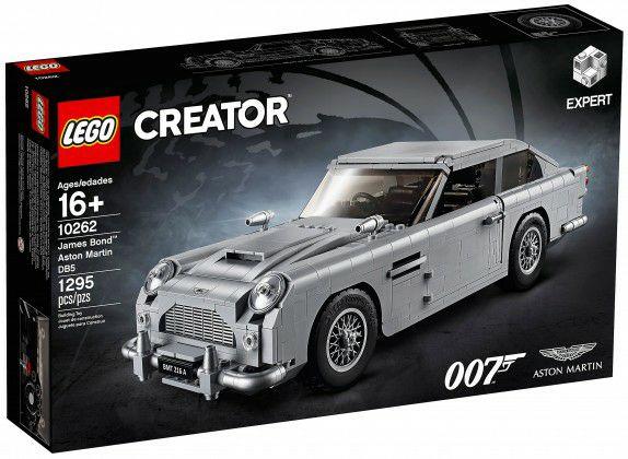 Jeu de construction Lego James Bond Aston Martin DB5 (10262)