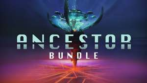 Ancestor Bundle : Lot de 6 Jeux PC dont System Shock 1 et 2, Metal Fatigue, Spirits of Xanadu (Dématérialisés - Steam)