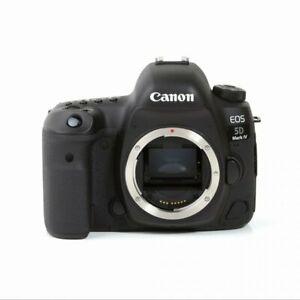 Appareil photo Canon EOS 5D Mark 4 - Boitier nu