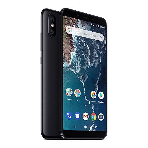 "Smartphone 5,99"" Xiaomi Mi A2 - Snapdragon 660, 4Go RAM, 64Go ROM, 4G (B20), Noir (Vendeur Tiers)"