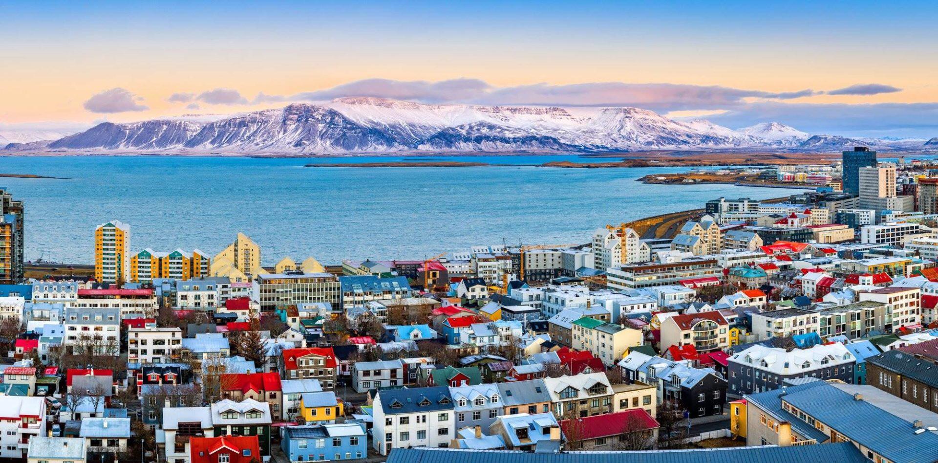 Sélection de vols A/R Paris ORY <-> Reykjavik en promotion - Ex: Vol A/R Paris ORY <-> Reykjavik Keflavik du 24 au 26 Septembre 2019