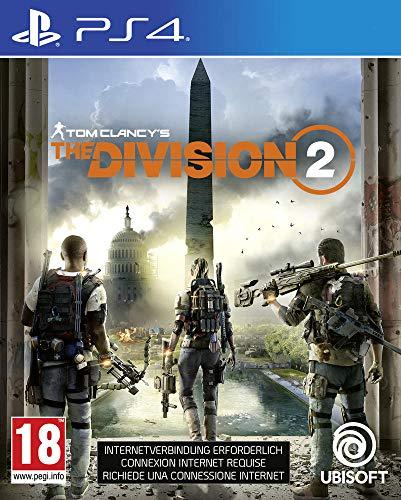 Jeu The Division 2 sur PS4