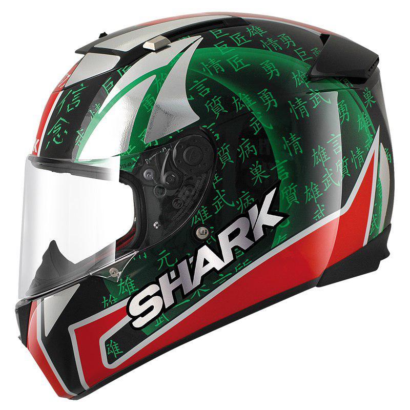 Casque Shark Speed-R Max Vision Sykes