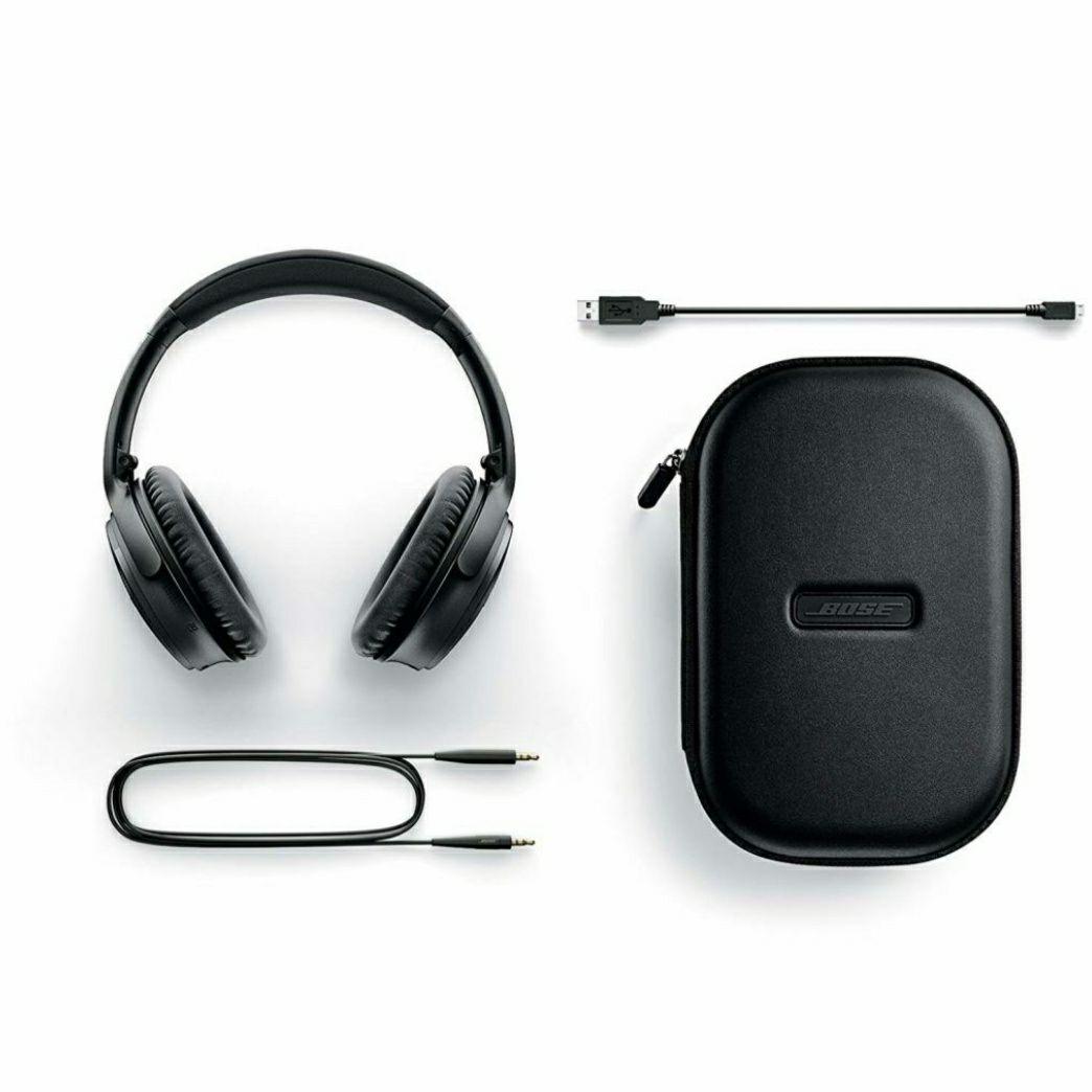 Casque sans-fil Bose QuietComfort 35 II - Réduction de bruit active (+ 24.60€ en SuperPoints)
