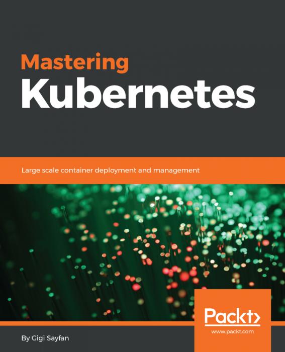 Livre numérique Mastering Kubernetes Gratuit (Dématérialisé - Anglais)