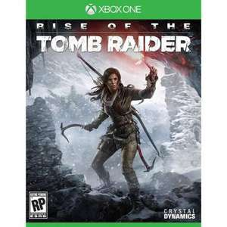 Précommande : Rise Of Tomb Raider sur Xbox One