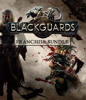 Bundle Blackguards Franchise: Blackguards 1 + DLC Blackguards 1 + Blackguards 2 sur PC (Dématérialisé)