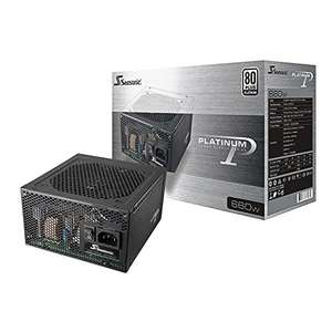 Alimentation modulaire Seasonic P-660 - 660W, 80+ Platinum