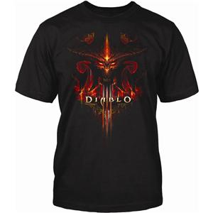 t-shirt officiel diablo 3 en S ou M