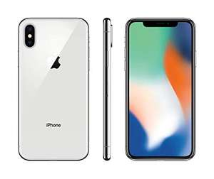 "Smartphone 5.8"" Apple iPhone X - 256 Go, Blanc ou Gris"