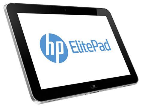 "Tactile 10.1"" HP ElitePad 900 G1 - Intel Atom Z2760 1,5Ghz - 2Go - SSD 64Go - 3G - Windows 8 Pro"