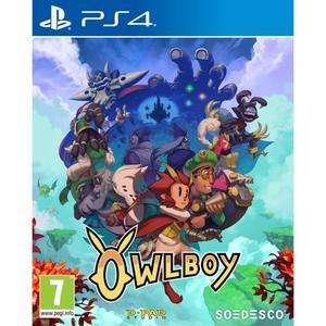 Owlboy sur PS4 (Vendeur Tiers)