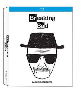 Coffret Blu-Ray Breaking Bad Collection White edition (Import Italien)