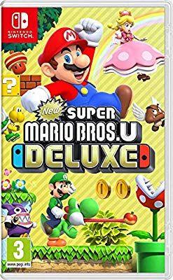 New Super Mario Bros. U Deluxe Sur Nintendo Switch