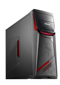 PC Gamer Asus G11CB-FR008T (Intel Core i7, 8 Go de RAM, HDD 1 To + SSD 128 Go, Nvidia GeForce GTX960)