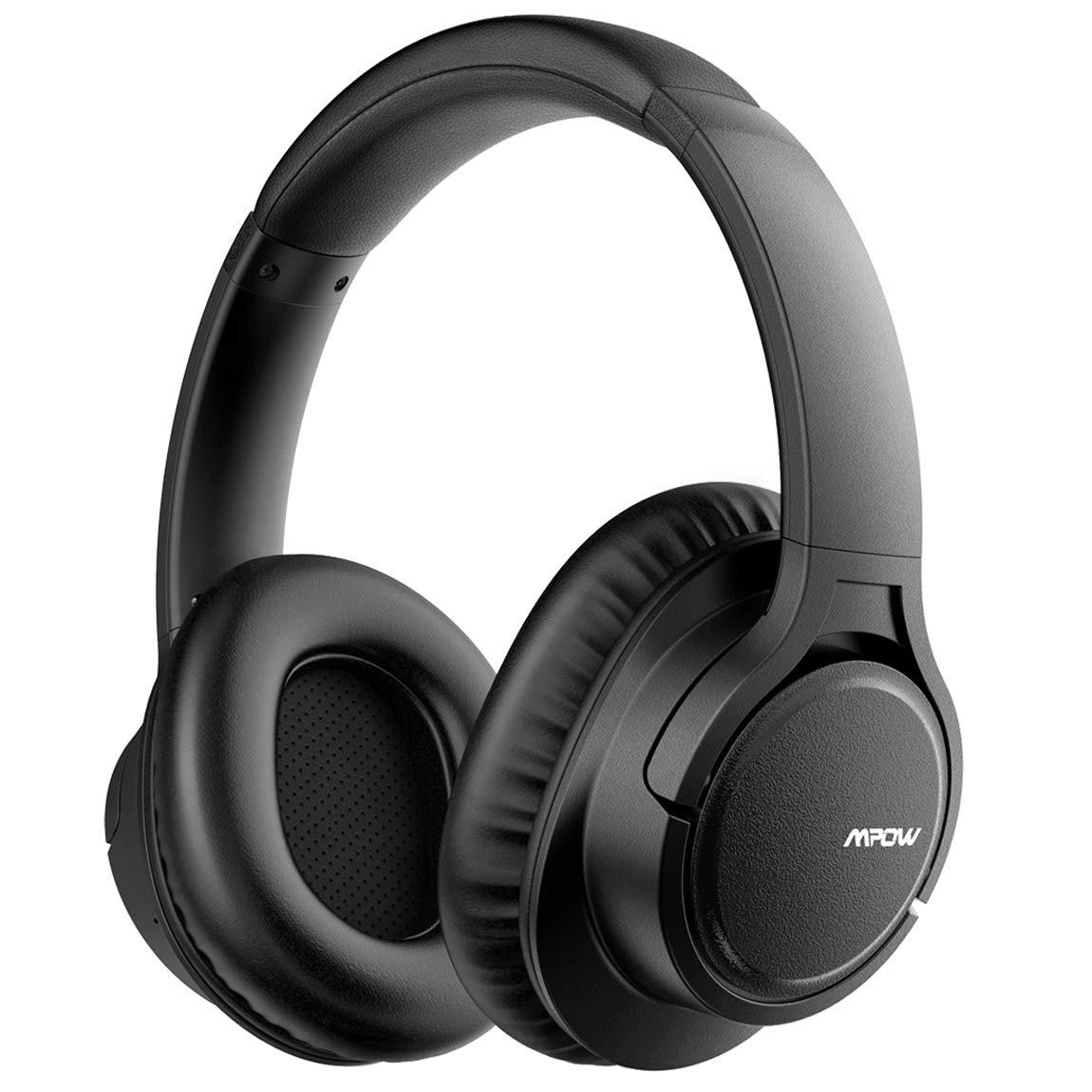 Casque Bluetooth Mpow H7 Noir - Réduction de bruit CVC6.0 (Vendeur tiers)