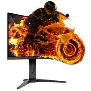 "Écran PC incurvé 31.5"" AOC C32G1 - Full HD, Dalle VA, LED, 144 Hz, FreeSync"