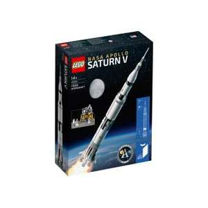 Jeu de construction Lego Ideas - NASA Apollo Saturn V (21309)