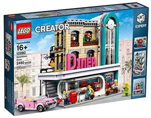 Lego Creator Downtown Diner - 10260