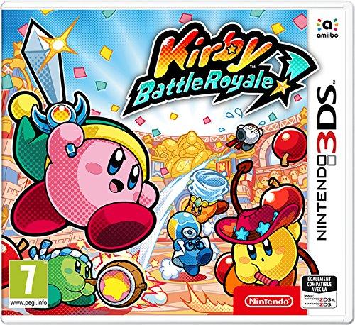 Kirby: Battle Royale sur Nintendo 3DS