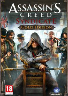 Précommande : Jeu PC Assassin's Creed Syndicate sur PC - Gold Edition + Season Pass (Dématérialisé - Uplay)