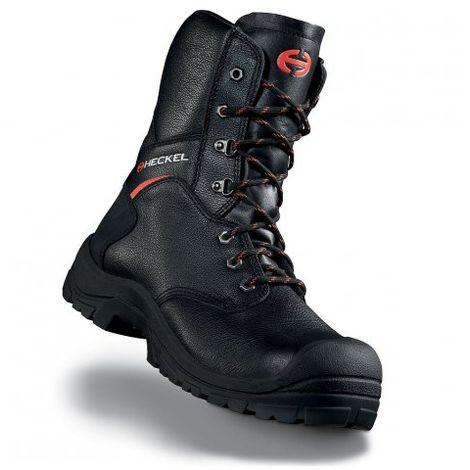 Sélection de bottes et chaussures de sécurité Heckel/ Aimont/ Jallatte - Ex : Chaussures de sécurité Haute S3 MAC FOREST ZIP Extrem 2.0